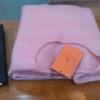 ディストリクトUAのセールで購入したピンクのセーター