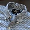 愛すべき普段着-ラルフローレンRRLのボタンダウンシャツ