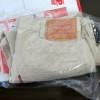ヤフオクで落札したリーバイス519(LVC)ホワイトピケ
