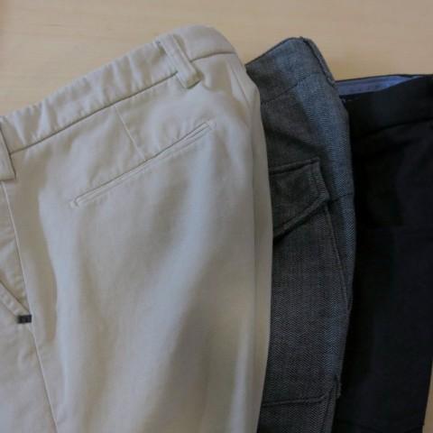 パンツ選びの3つの基本-BEAMS中村氏直伝のパンツ見極め術@B.R.CHANNEL