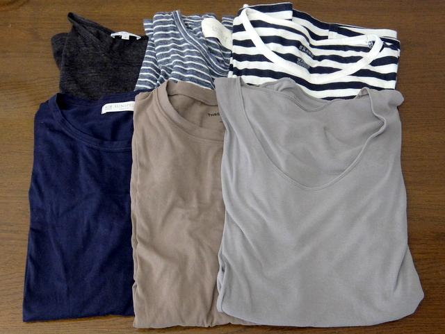 夏のカットソー&Tシャツ選りすぐり