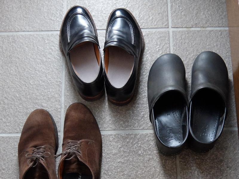 秋に履きたい靴3足