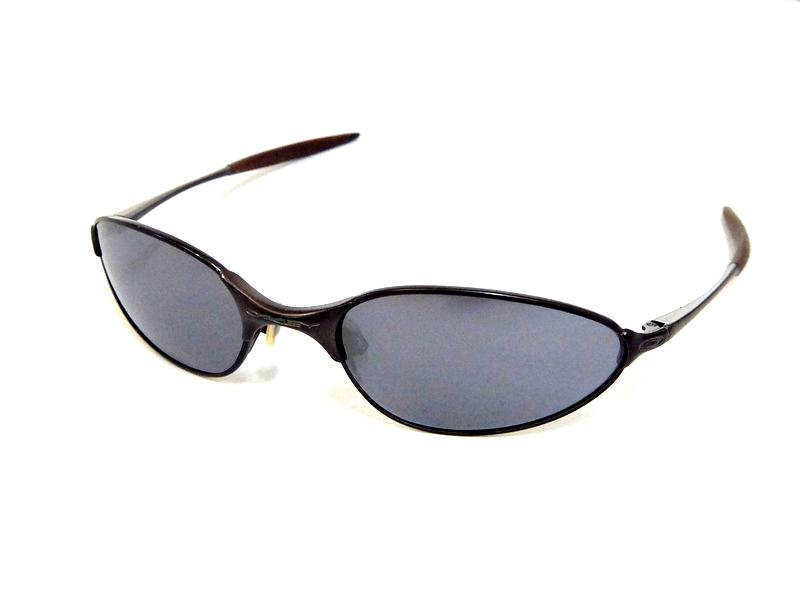 OAKLEYの古いサングラスをメンテ
