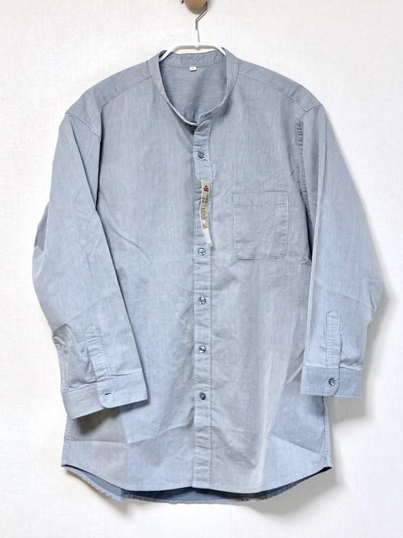 Tシャツよりもシャツが着たい!