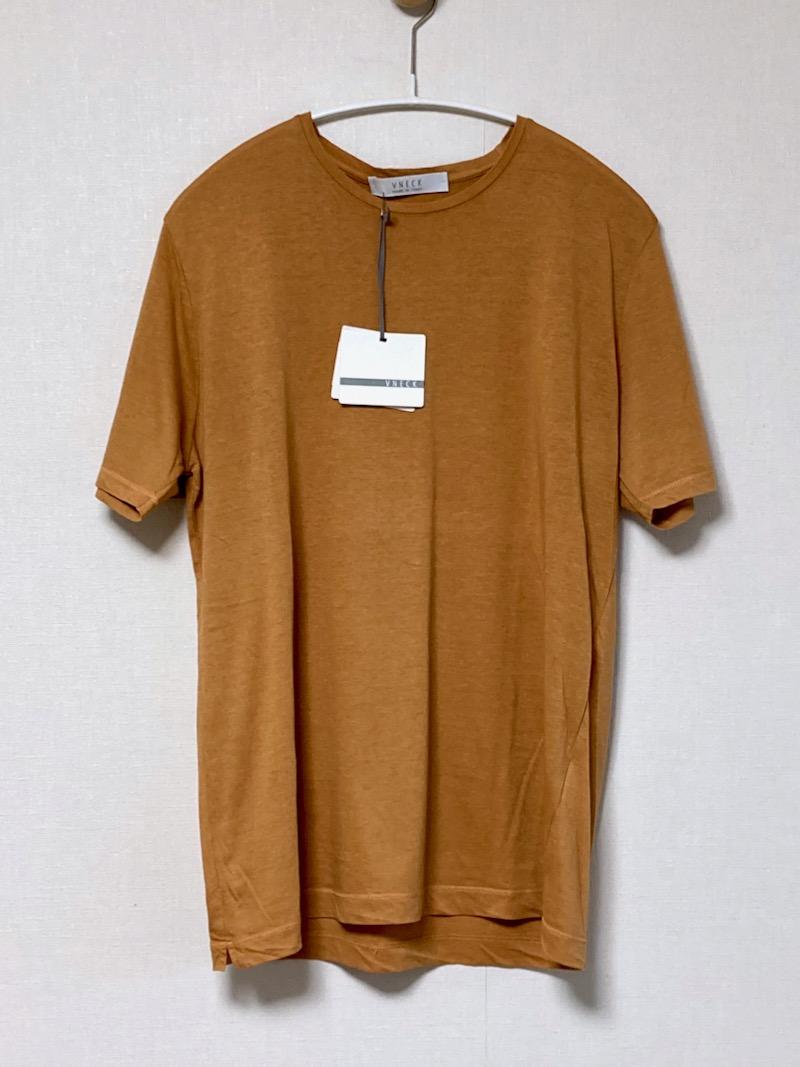 暑い日のTシャツ